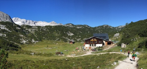 The Gjaidalm, at a Bronze Age grazing site in the Austrian Alps, now serves mainly as an outpost for hikers and also offers yoga classes and wellness retreats.