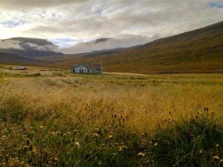 Near Bjarnahöfn,Snæfellsnes peninsula.