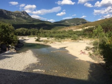 The Verdon River in southern France may start flooding later than water managers expect, which makes it tougher to know when to store and when to release water in reservoirs for flood control and hydropower.
